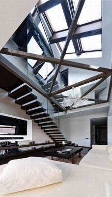 designismymuse:  Loft by  In Situ Architects