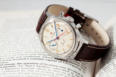 Sea-Gull 1953 Airforce Chronograph Re-Issue