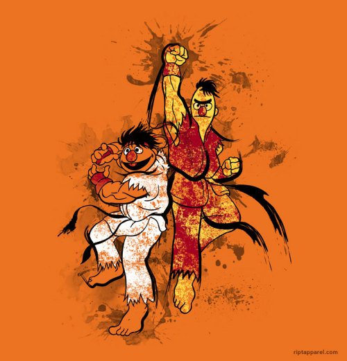 "gamefreaksnz:  ""Sesame Fighter IV"" by Faniseto USD$10 for 24 hours only"
