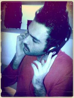 Beats by Dr. Dre // Koray Caner http://koraycaner.com &happy birthday