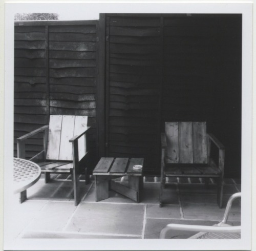 B&W Crate chairs