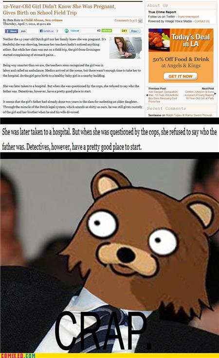 Pedobear has done it again…