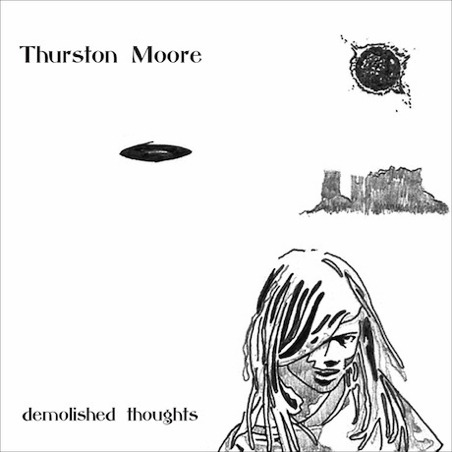 "Beck finished producing the new Thurston Moore solo record ""Demolished Thoughts"" earlier this year. It was recorded last fall and into January this year and will be released May 24th on Matador. Here's a link with more info. Here is the song ""Benediction""…"
