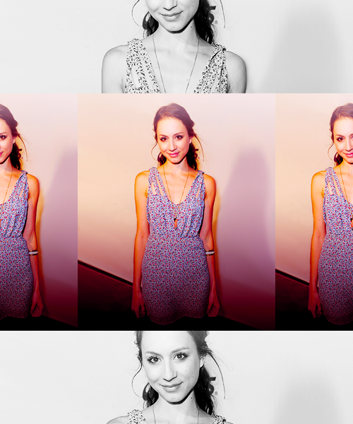 troian bellisario @ oceana benefit (november 13, 2010)