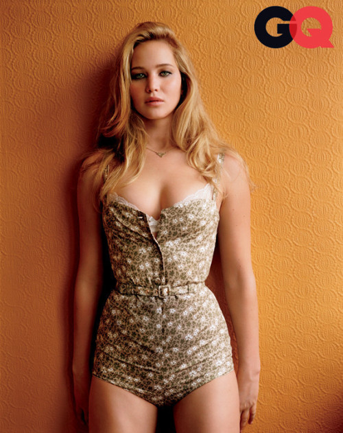 Jennifer Lawrence for GQ. You will also like: you see what you want to see.Think.