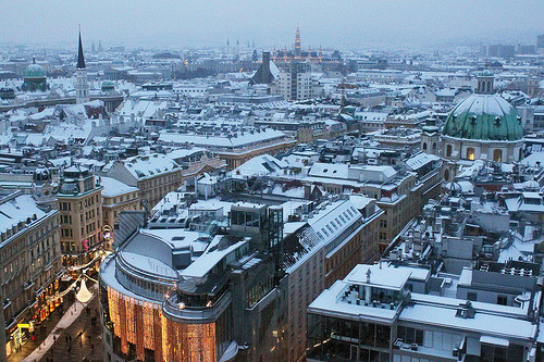 123 places to visit  #117: Vienna, Austria