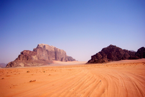 123 places to visit #118: Wadi Rum, Jordan
