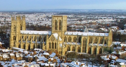 123 places to visit  #122: York, UK