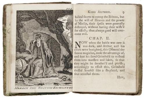 The Eventful History of King Arthur, or the British Worthy Miniature book. H.Roberts, 1778