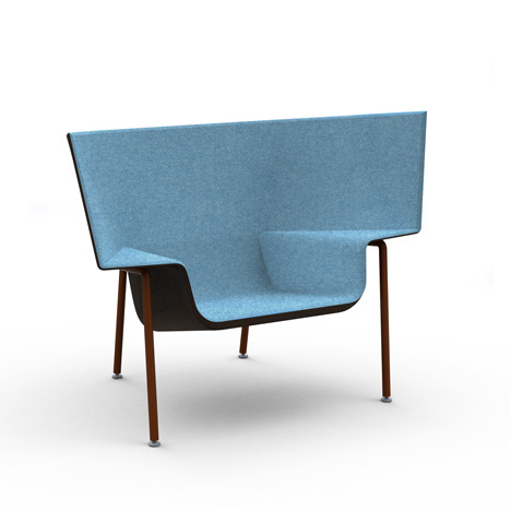 edgina:  Capo by Doshi Levien for Cappellini  Suave…