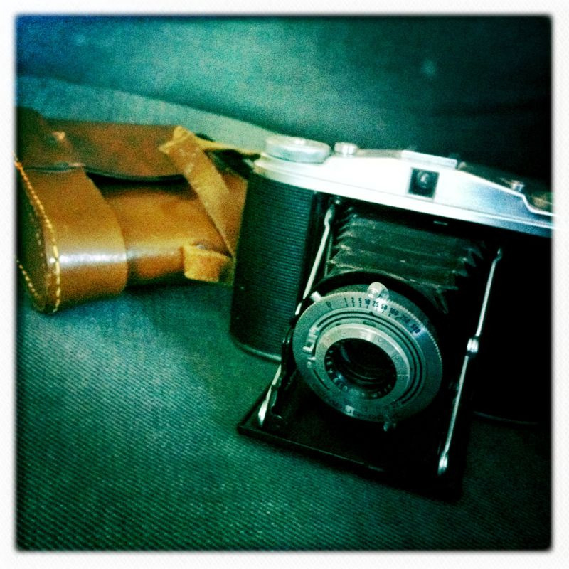 My Grandfather's camera - Afga Ventura 66 Deluxe