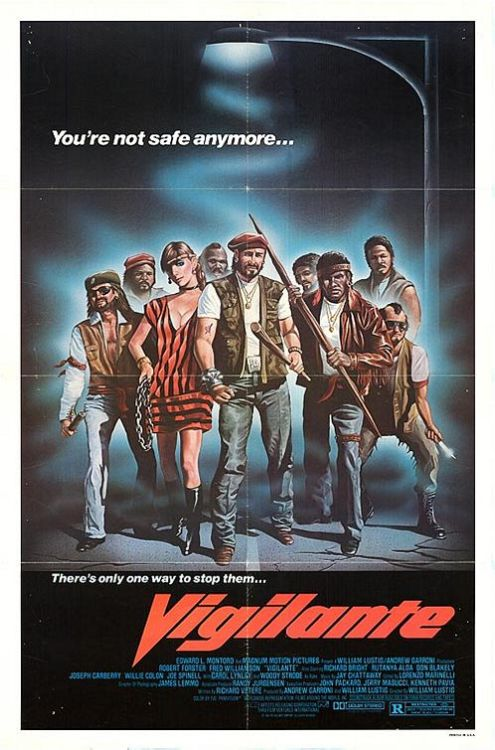 Vigilante (1983) Watching This …