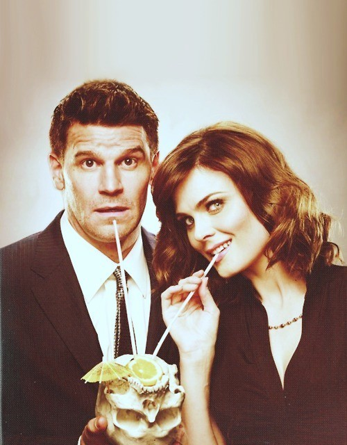 hellyeahbones:  #Bones Emily and David