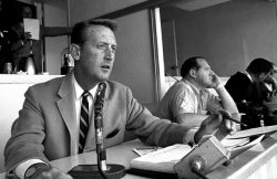 Vin Scully. I believe he knows everything there is to know.
