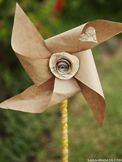 a-ladys-findings:  For the love of pinwheels!