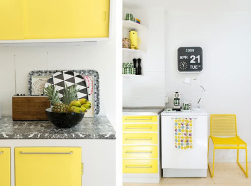 Yellow & Orange: Making the Most of Accent Colors