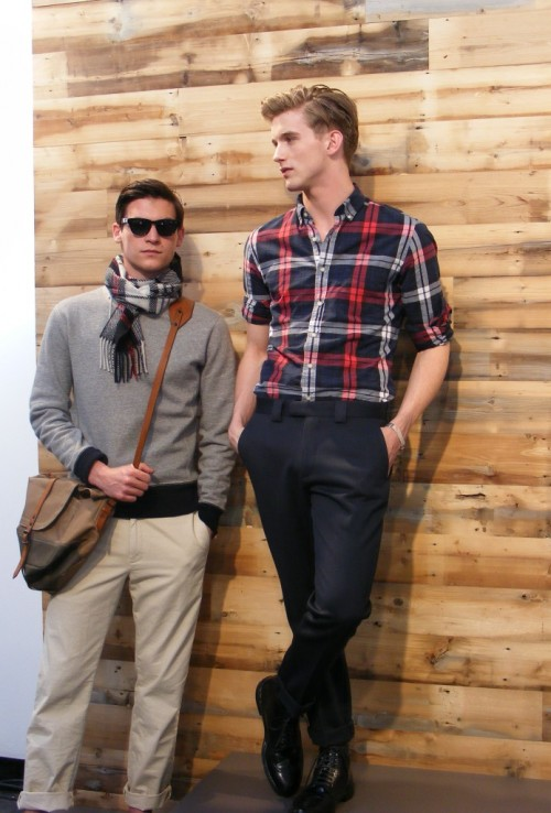 J.Crew Men's Fall 2011 Presentation