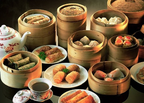 authenticchinese:  More Dim Sum Treats :)
