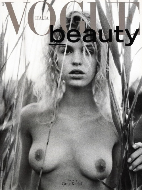 Erin heatherton for Vogue italia