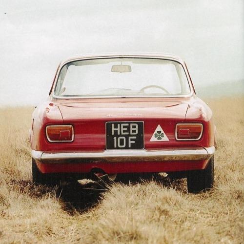 Super clean shot of a RHD Alfa GTA fromAlfaholics/ Carburetti Magazine.