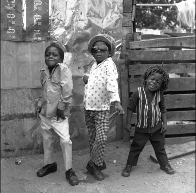 """Three Boys"", Jamaica, 1974 Photographer, Rose Murray Thanks to Ley-Lines, I finally have a source! 1,000+ post later!! My most reblogged post on Tumblr since joining earlier this year! Check out Rose Murray's site for more images! Thanks again Ley!!"
