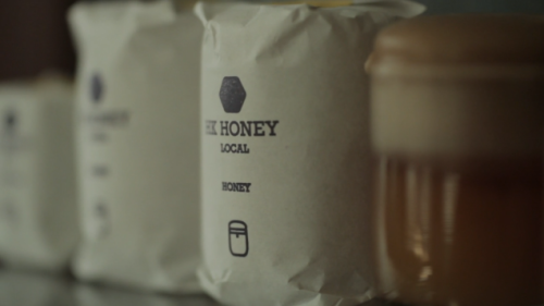 "HK Honey is a urban beekeeping (and art exhibiting and collaborative) organization founded by Michael Leung, ""a product designer and beekeeper."" Honey is produced locally and sold locally. It's an impressive effort to create something well designed, unique and with a very human touch. Click through to see the video about them directed by Kiku Ohe."