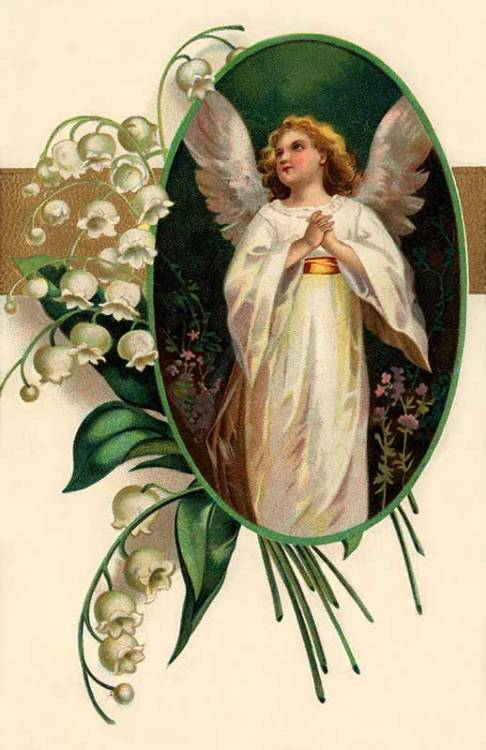 "May Angels Lead You In! (From my post, ""LENT"")"