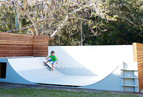 (via a family home in byron bay, australia | the style files)
