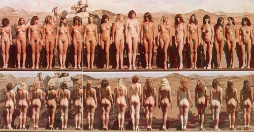 Miss nude beauty contest