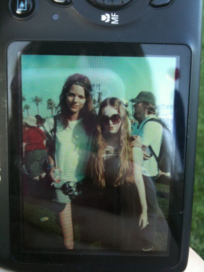 A photo of the photo of me and FREJA.