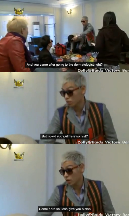 gd-baby:  saranghaekoreans:  What an abusive bitch. I love him.  hahahaha omfg ilu