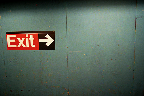 Analog Subways: Exit