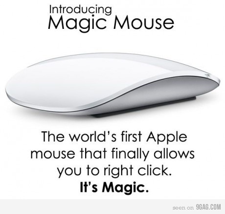 9gag:  It's Magic!