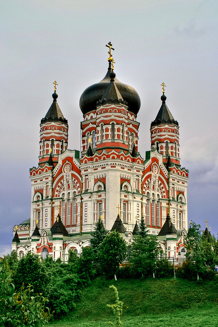 travelthisworld:  St. Panteleimon, Kiev, Ukraine