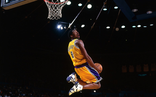 lifeatthirtythousandfeet:  back when Kobe was with Adidas