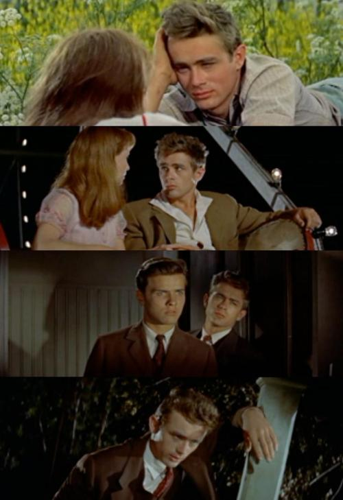zeriddle:  East of Eden, 1955 (dir. Elia Kazan) (By theamazingariel)  I love you even though I'm afraid of you. Maybe someday I won't be.