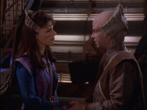 A Dream Given Form, 3.10-Severed Dreams Delenn and Lennier say...