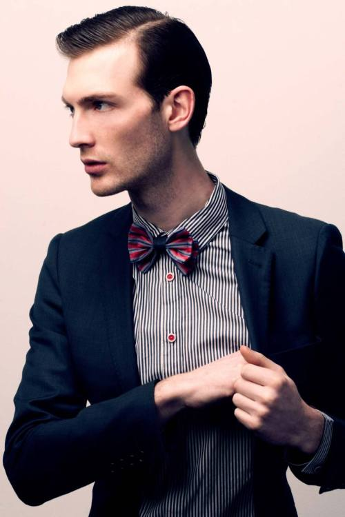 Freedom from Doubt bowties handmade in MN (via Ellie)