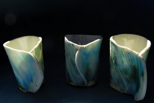Margrieta Jeltema: Folded cups