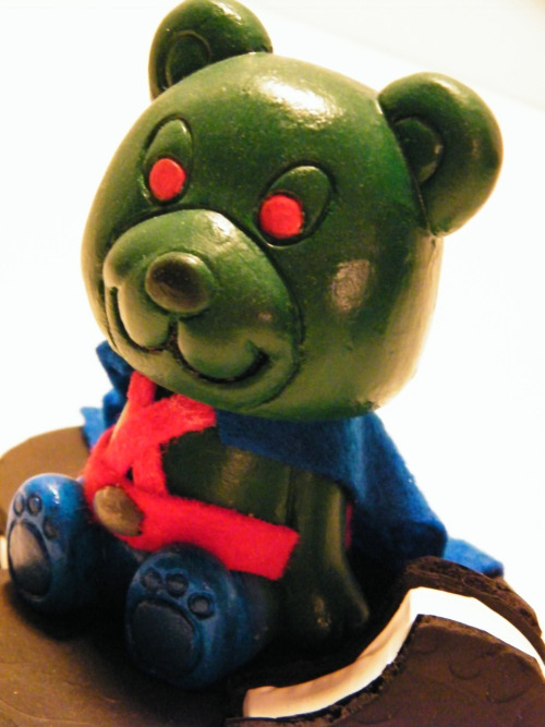 J'onn J'onzz, The Martian Bearhunter Can Currently be found in my shop. VISIT MY ETSY SHOP If you like any of the items I post, please reblog/forward. I'm trying to get a bit more traffic to my store. Please and thank you! =D