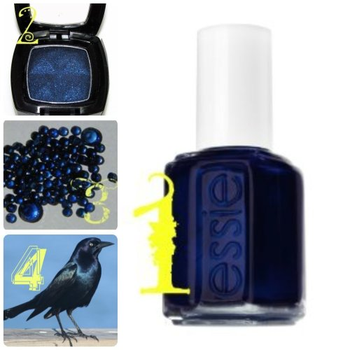 (via The Crafty Scientist: Stuff I Love: Black & Blue All Over)