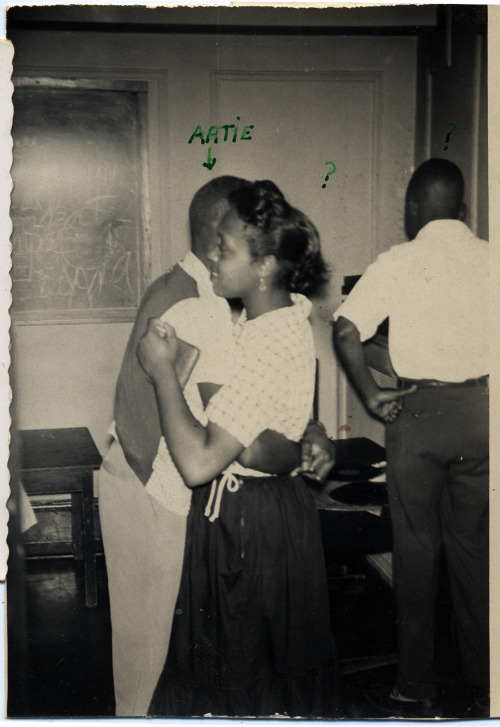 Artie's First Dance Harlem, 1950's ©WaheedPhotoArchive, 2011