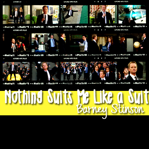 "-How I Met Your Mother 5x12 ""Girls vs. Suits"""