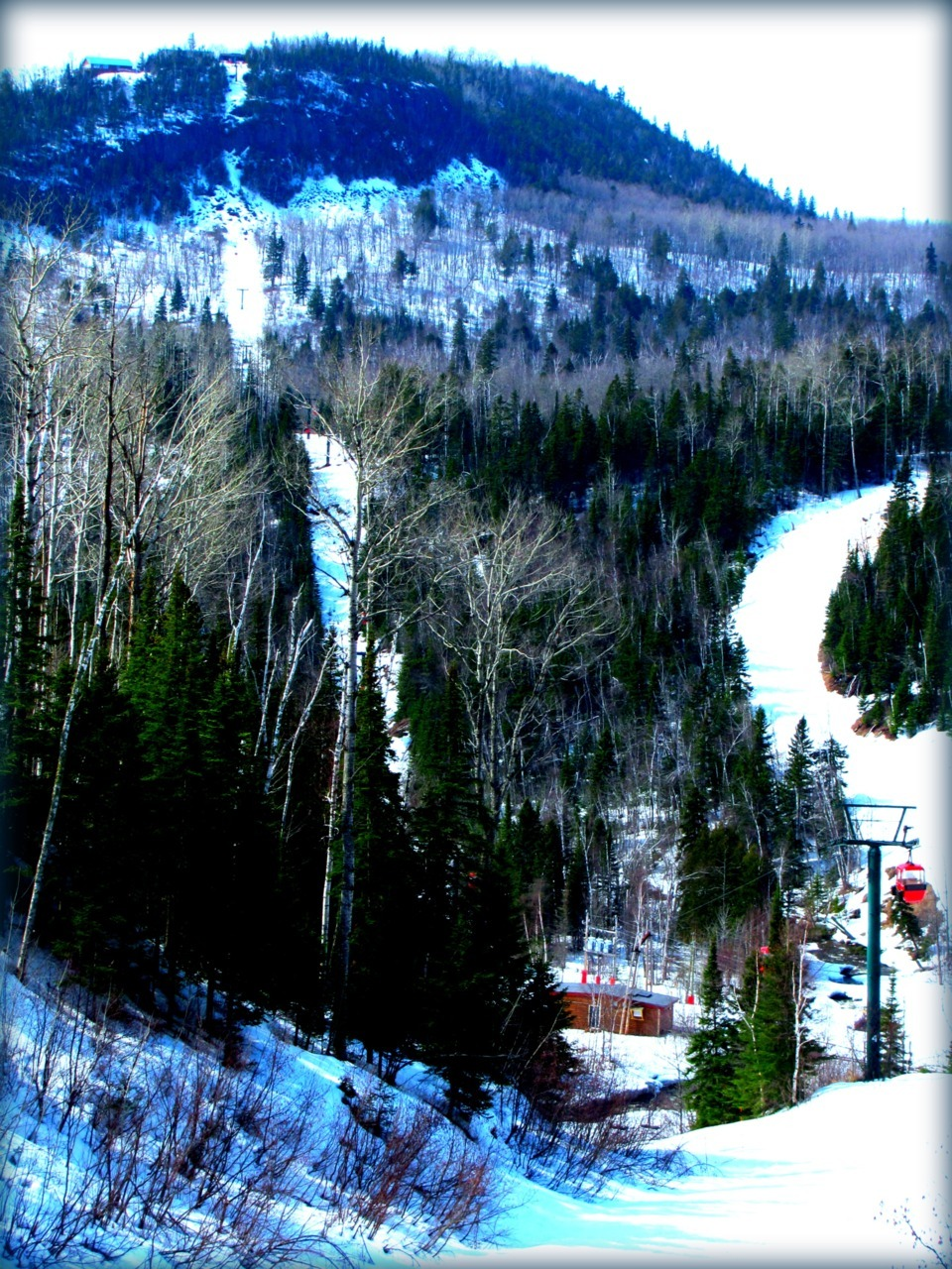 Lutsen Mountain - Lutsen MN (photo - F.Golden)