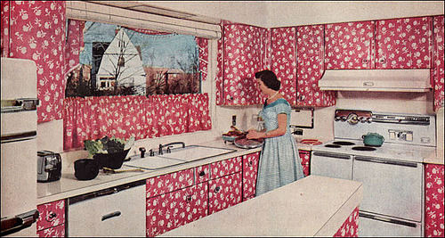 1956s Kitchen