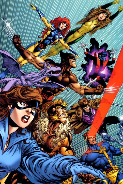 X-Men Forever by Tom Grummett