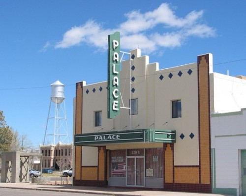 The most beautiful dead and repurposed movie theaters in the US.