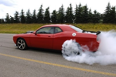 SRT-10 burnout