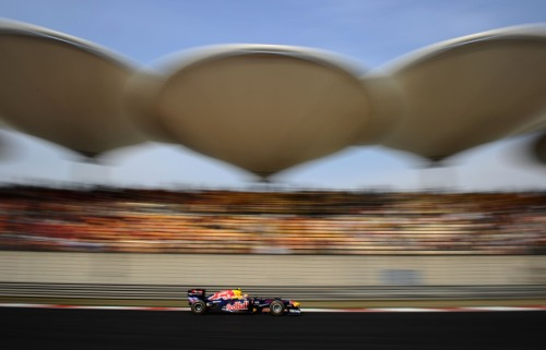 Mark Webber/RBR RB7/Shanghai/2011