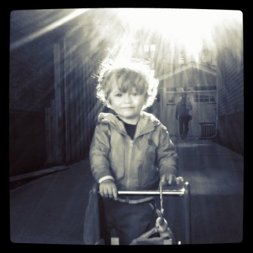 Arlo. Sunshines. (Taken with Instagram at The Dublin Brewhouse)